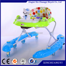 2017 China cheap price rolling baby walker manufacture with CE approved