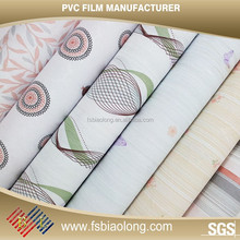 With Certification plastic sheet pvc rigid film 0.5mm thick