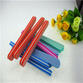 ODM logo thickness colorfully abrasive board sponge nail file