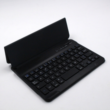 ultal silm Leather case mini wireless bluetooth keyboard for acer A500 made in china