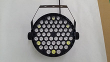 MINI 54pcs LED PAR LIGHT DMX-512 RGB LED Stage PAR Light Lighting Strobe Professional 8 Channel Party Disco Show 60W AC 100-240V