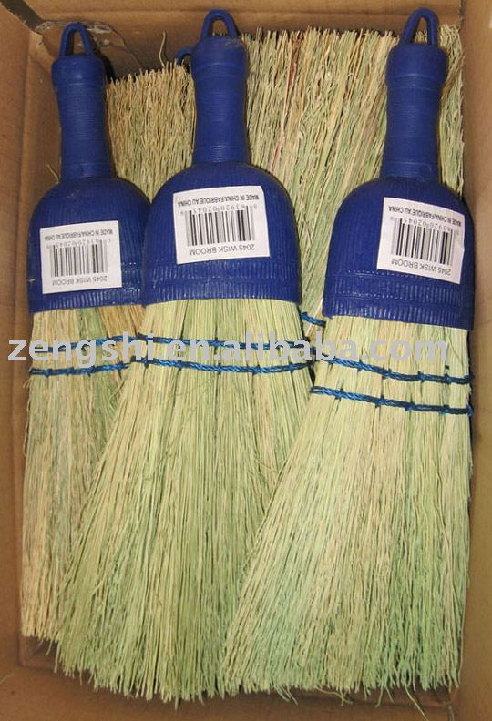 plastic handle grass brush