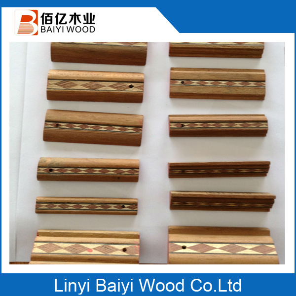 decorative wooden mouldings. decorative wood wall edge trim  View BAIYI Wood Product