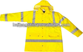 3M jacket reflective vest with strip made in china KFJ-003