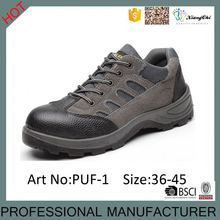 Wear-resisting Comfortable Pu Injection Safety Shoes