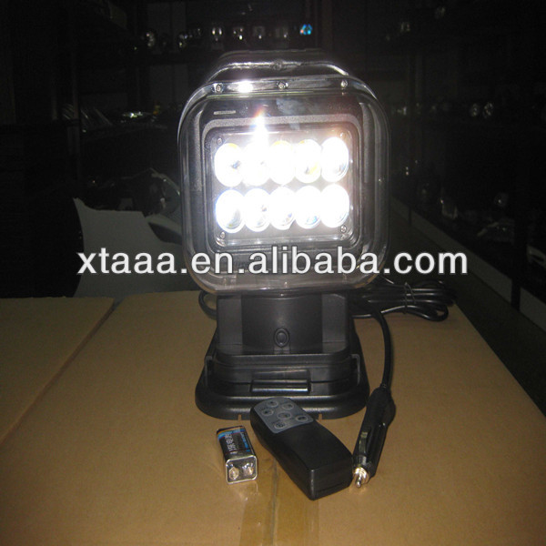 50W Led Track Lighting Remote Control With The 11th Year Gold Supplier In Alibaba (XT2009)