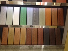 Decorative material fiber cement wooden interior wall paneling