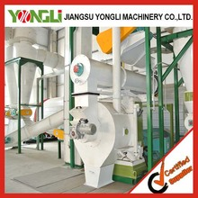 Factory price grass rice husk pellet machine/wood pellet mill/pellet line