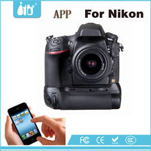 IBelieve SG-2H APP Control Replacement Parts for Nikon D800E D800 Camera Battery Grip with High Quality