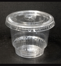 PET plastic cup / fruit salad container / pet cupcake containers with good quality