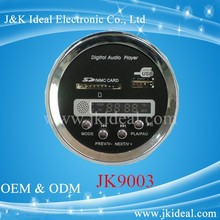 JK9003 usb mp3 fm radio module with speaker