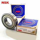 Japan NSK ATV bearings 6003 6006 ZZ C3 NSK deep groove ball bearing 6007 6008 6009 6010 2RS