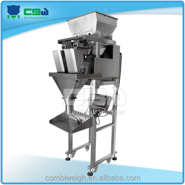 Combined linear weigher packing machine Packing System food check weigher