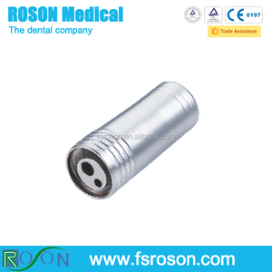 2-holes handpiece connector, handpiece spare part, dental instruments
