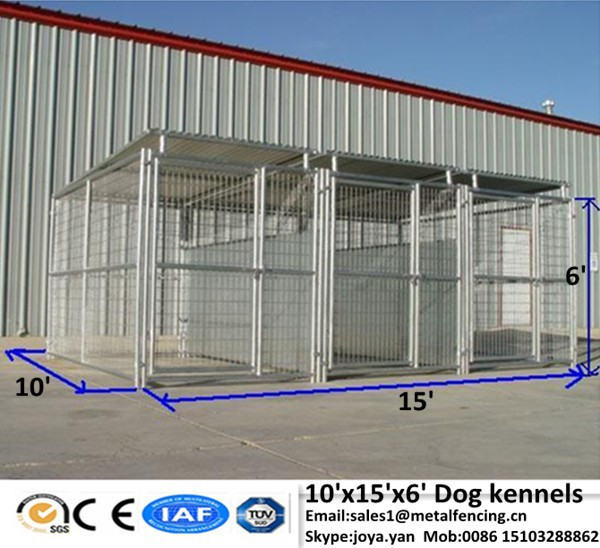 Wholes zoo animals panels pet enclosures playground used heavy run kennels galvanized steel dog pens welded mesh dog kennels