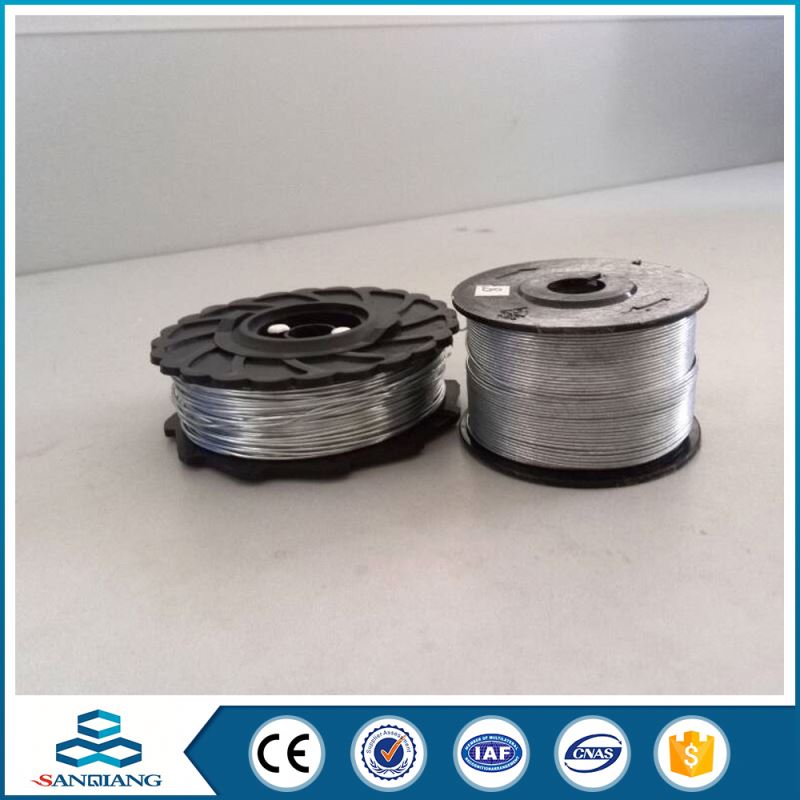 low price hot dipped galvanized iron hexagonal wire mesh