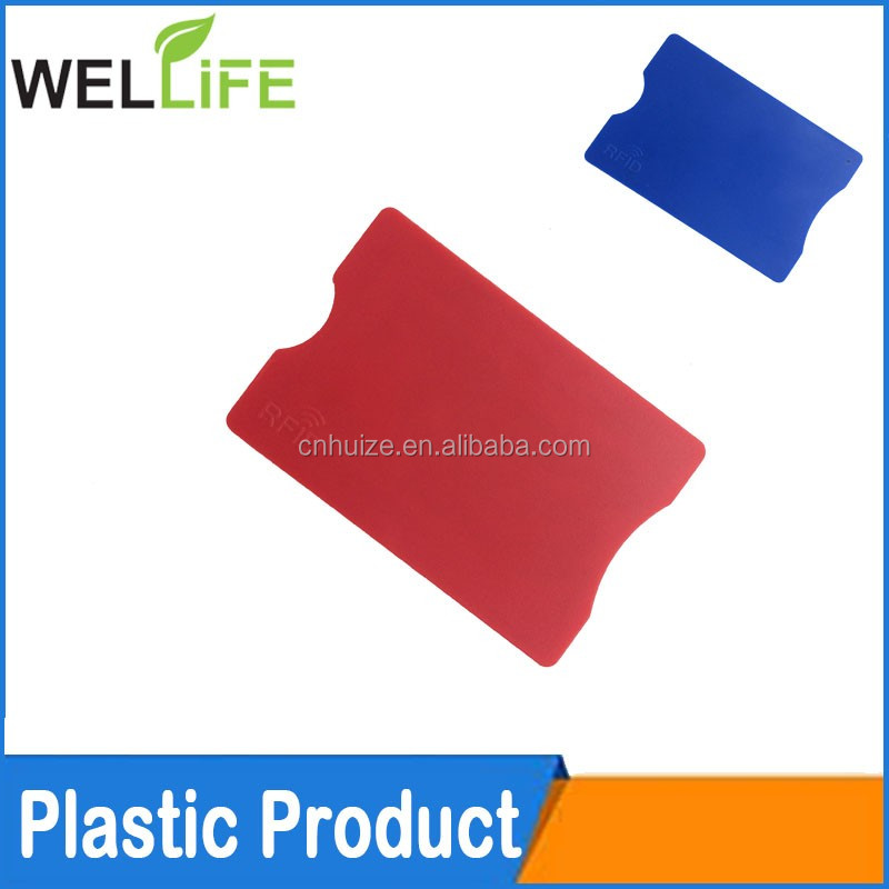 Colourful ready stock Hard ID Card Holder/plastic card holder /credit card
