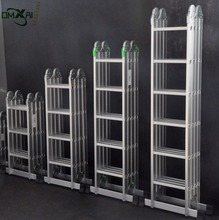 October best selling portable folding multifunctional aluminum stairs