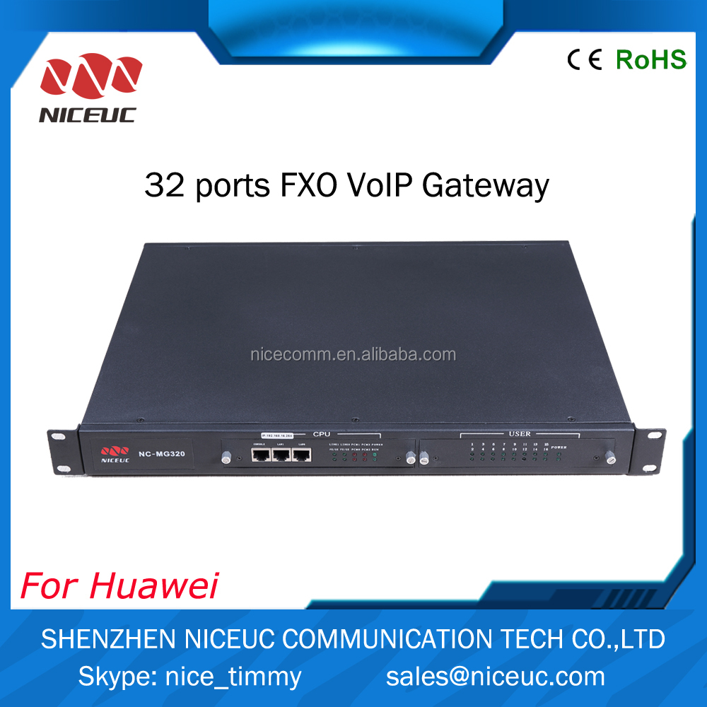 cheaper IP PBX and call center solution 32 port PRI digital gateway