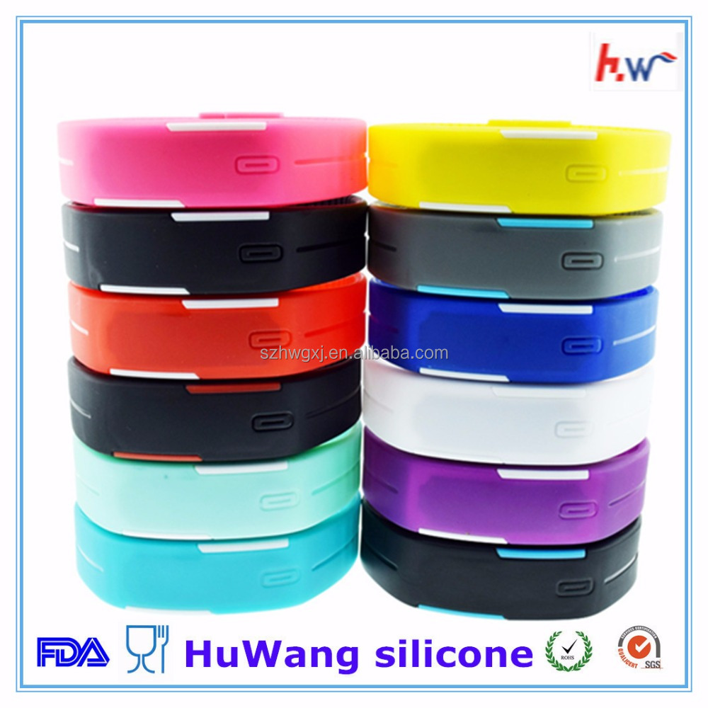 China factory directly OEM cheap silicone watch band