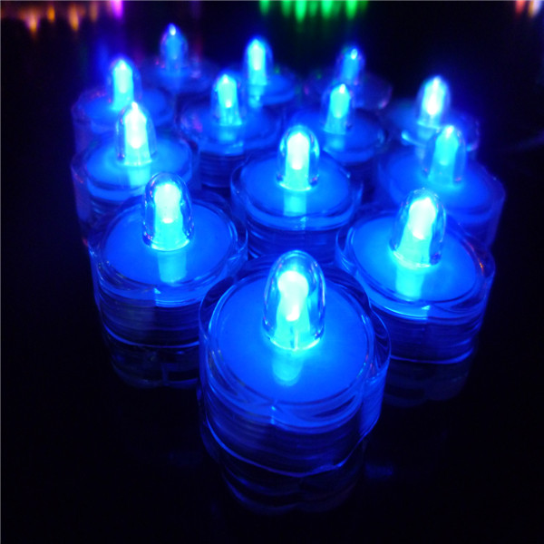 LED table decorations centerpieces wedding
