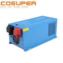 solar inverter with pure copper transformer for single phase motors