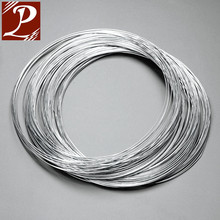 Hot dipped/Electro Zinc plated wire
