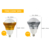Superior quality SMD 100w Full spectrum led plant grow light bulb