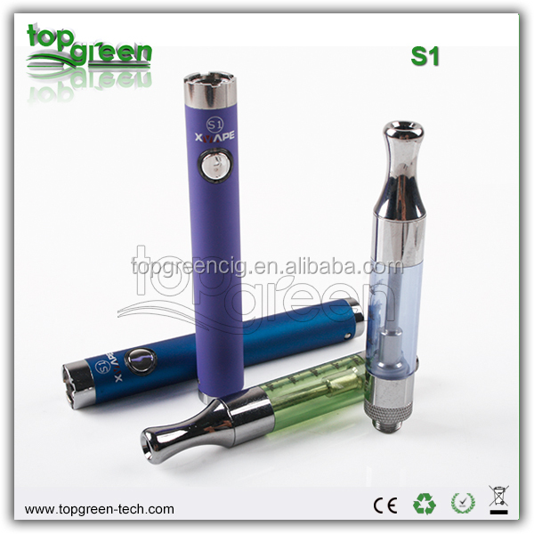 Best Selling Cheap And Slim 1.6Ml Ivape S1 Electronic Cigarette Cloutank C1