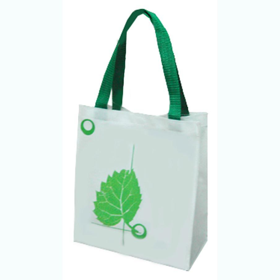 Decorative reusable bag eco bag