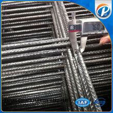 Best price manufacturer 6x6 reinforcing welded wire mesh fence