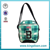 Promotional brand mens messenger bags for teenagers