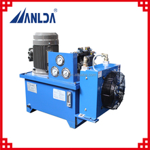 Non-standard hydraulic pump type vertical hydraulic power pack units