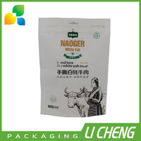 Manufacturer wholesale custom beef jerky packaging bags