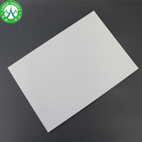 2.5mm grey box cardbard/uncoated grey paper in Dongguan/low price of grey card boards