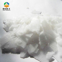 price trend caustic soda 99% soap sodium hydroxide flake alkali product in bulk industrial grade