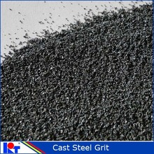 Shandong Kaitai Group supplies high quality sand blasting grit/ steel shots and grits/ steel grit gp80