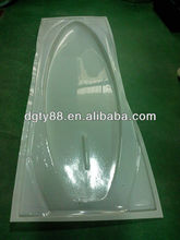 big vacuum forming surfboard/sailing ship plate of plastic