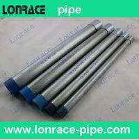 China made wire rope aluminium ferrules , metal pipe for wire rope