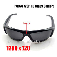 Outdoor Sunglasses CCTV Cameras Hidden Security Cameras Sunglass Spy Camera PQ165