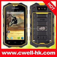 Waterproof Mobile Dustproof Shockproof 4.0 inch Hummer H5 MTK6572 Dual Core 512MB+4GB 3G WCDMA Android Smart Phone