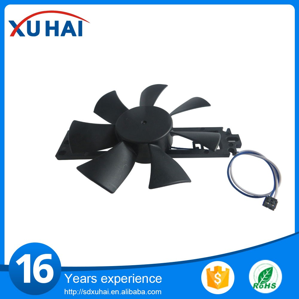 High quality 12v dc brushless cooling fan motor