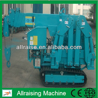 Telescopic Used Crawler Crane With 3T