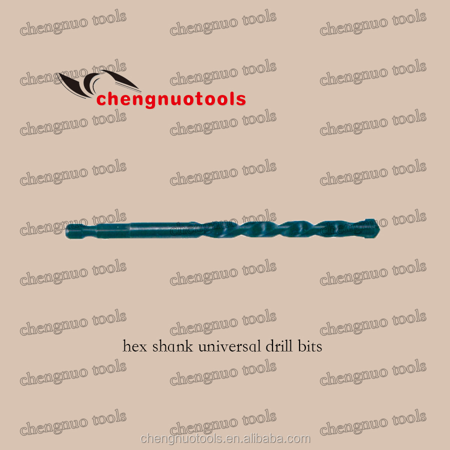 power tools of SDS Plus hammer drill bit with cross tip and double flute, made in china ,