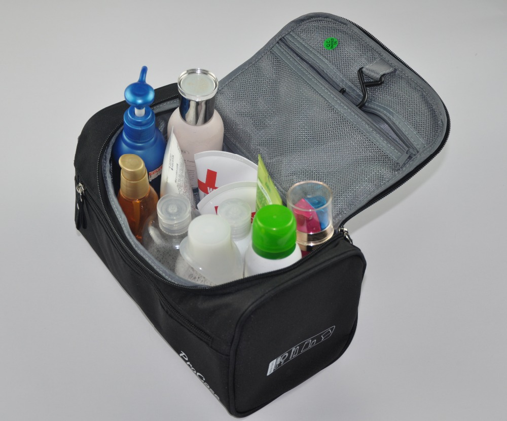 <strong>Travel</strong> Hanging Wash Toiletry Cosmetic Makeup Case Storage Pouch Bag