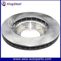Auto brake discs rotor for toyota land cruiser 43512-60140