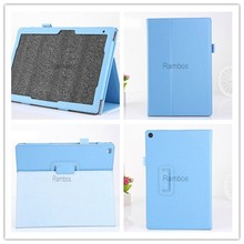 Tablet PC Folio Case PU Leather Cover Case with Auto Wake/Sleep for Asus MeMo Pad FHD 10 ME302/me176/me375/me181/me102/t100