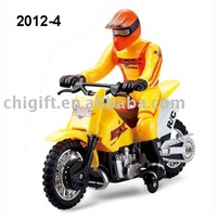Mini Remote Control RC MotorCycle