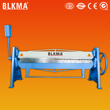 Hand Operated Metal Steel Sheet Folding Machine Price