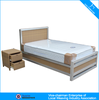 Home furniture sleeping bed furniture wicker couch with mattress